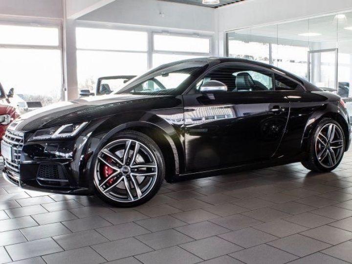 Audi TT S III COUPE 2.0 TFSI 310 QUATTRO Noir métallisé - 2