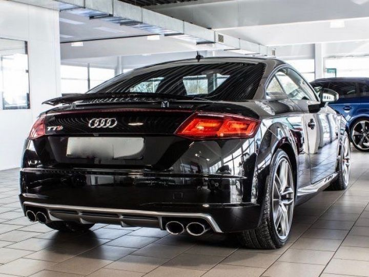 Audi TT S III COUPE 2.0 TFSI 310 QUATTRO Noir métallisé - 3