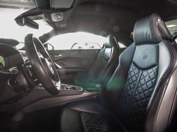 Audi TT S III COUPE 2.0 TFSI 310 QUATTRO Noir métallisé - 9