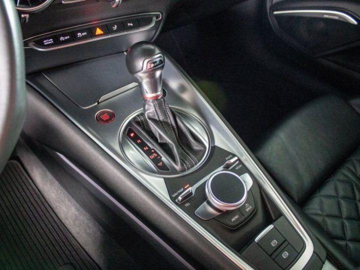Audi TT S III COUPE 2.0 TFSI 310 QUATTRO Noir métallisé - 14