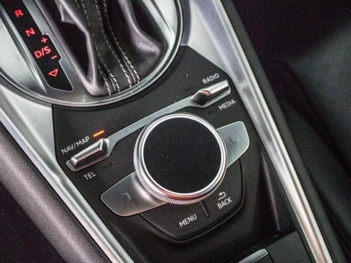 Audi TT S III COUPE 2.0 TFSI 310 QUATTRO Noir métallisé - 17