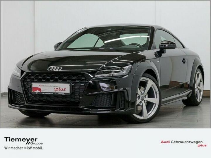Audi TT s-line noire - 1