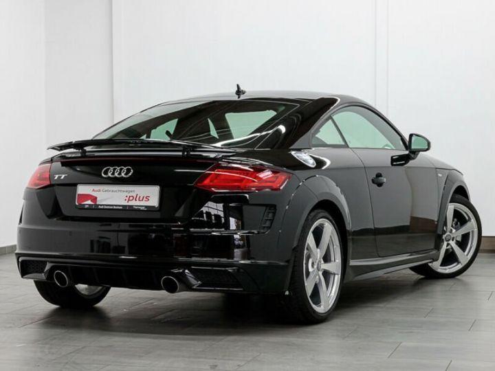 Audi TT s-line noire - 2