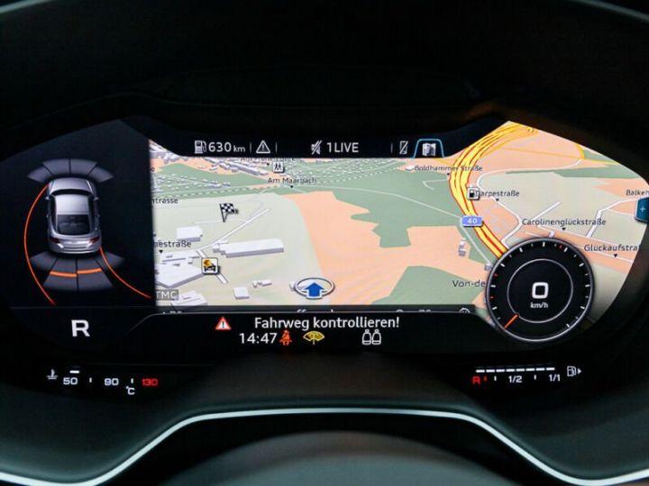 Audi TT s-line noire - 5
