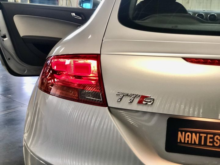Audi TT S TTS STRONIC  gris  - 6