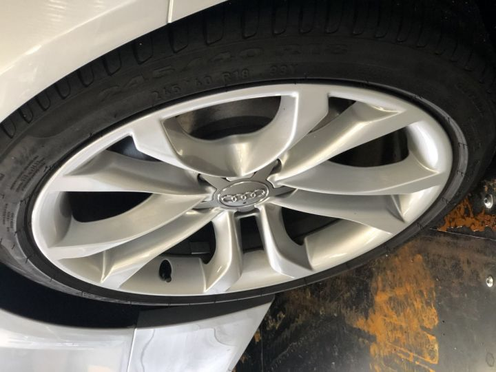 Audi TT S TTS STRONIC  gris  - 10