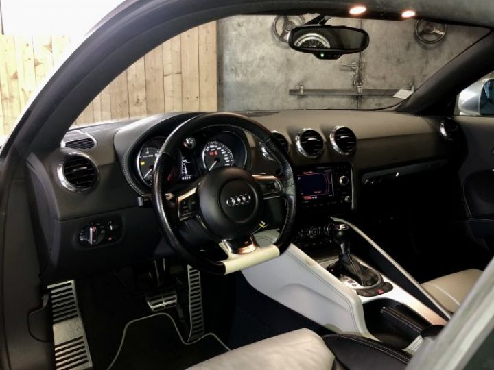 Audi TT S TTS STRONIC  gris  - 13