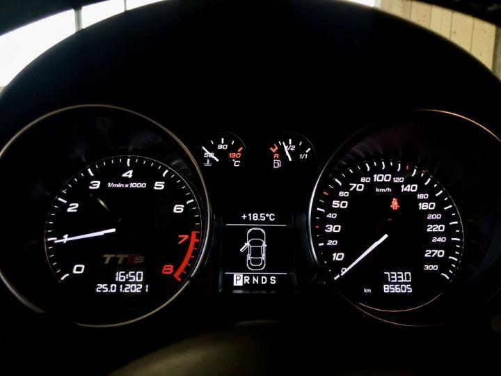 Audi TT S TTS STRONIC  gris  - 15