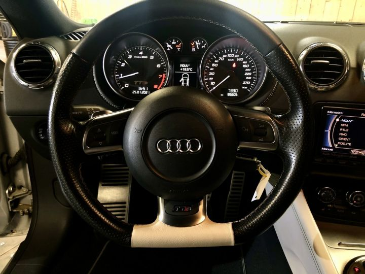 Audi TT S TTS STRONIC  gris  - 16