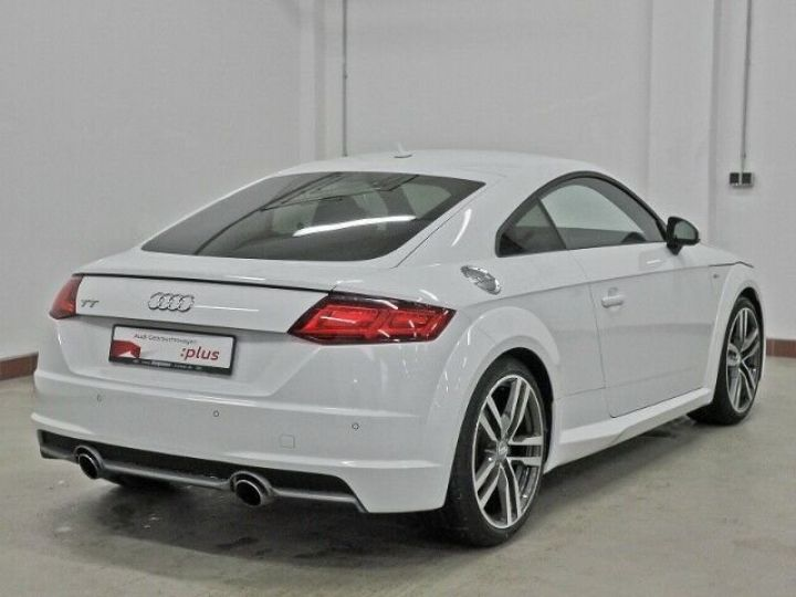 Audi TT SLINE blanc  - 3
