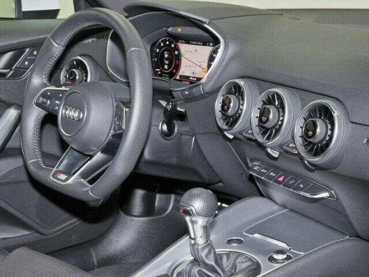 Audi TT SLINE blanc  - 6