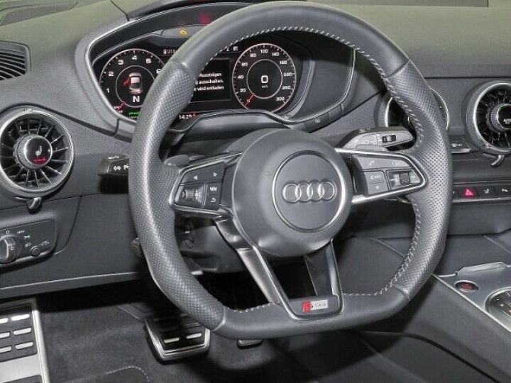 Audi TT SLINE blanc  - 8