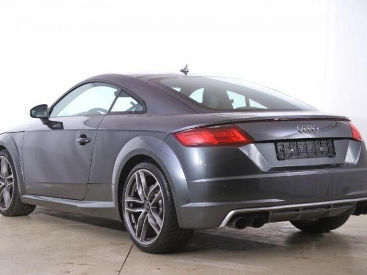 Audi TTS gris  - 4