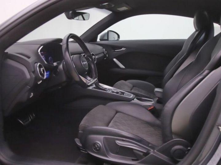 Audi TTS gris  - 7