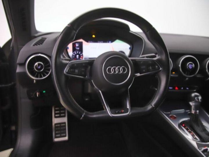 Audi TTS gris  - 9