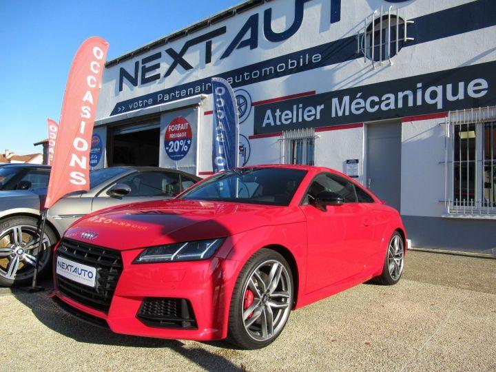 Audi TTS 2.0 TFSI 310CH QUATTRO S TRONIC 6 Rouge - 1