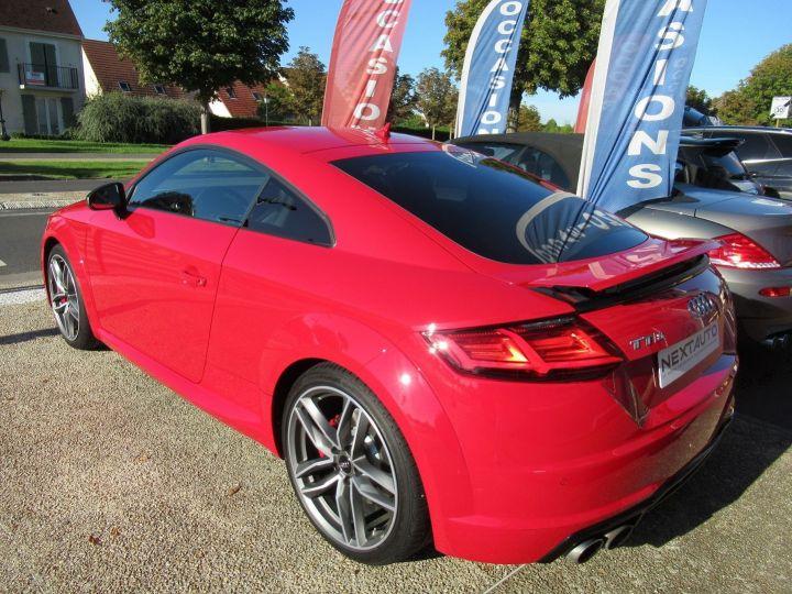 Audi TTS 2.0 TFSI 310CH QUATTRO S TRONIC 6 Rouge - 3