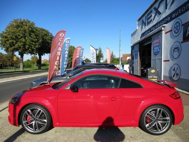 Audi TTS 2.0 TFSI 310CH QUATTRO S TRONIC 6 Rouge - 5