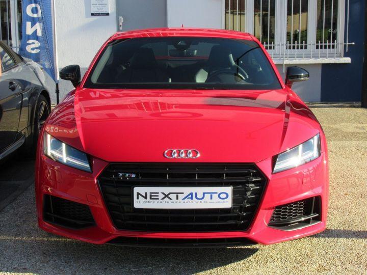 Audi TTS 2.0 TFSI 310CH QUATTRO S TRONIC 6 Rouge - 6