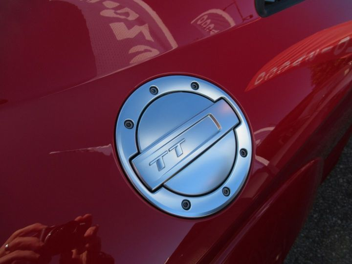 Audi TTS 2.0 TFSI 310CH QUATTRO S TRONIC 6 Rouge - 12