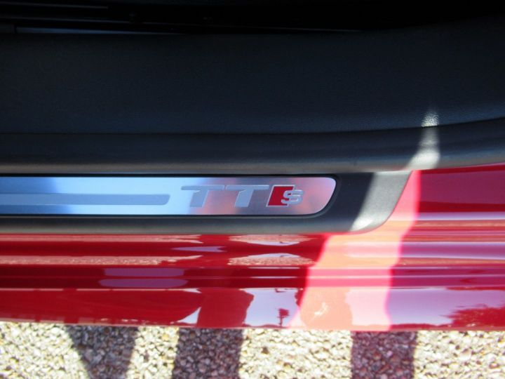 Audi TTS 2.0 TFSI 310CH QUATTRO S TRONIC 6 Rouge - 19
