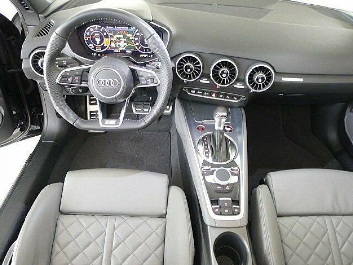 Audi TTS 2.0 TFSI QUATTRO S TRONIC  NOIR  Occasion - 4