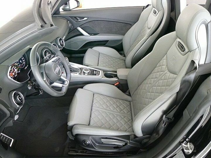 Audi TTS 2.0 TFSI QUATTRO S TRONIC  NOIR  Occasion - 7
