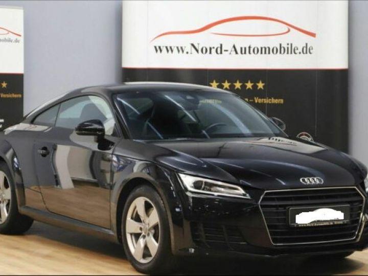 Audi TTS Audi TT Coupe 2.0 TFSI S-Tronic Noir Peinture métallisée - 2