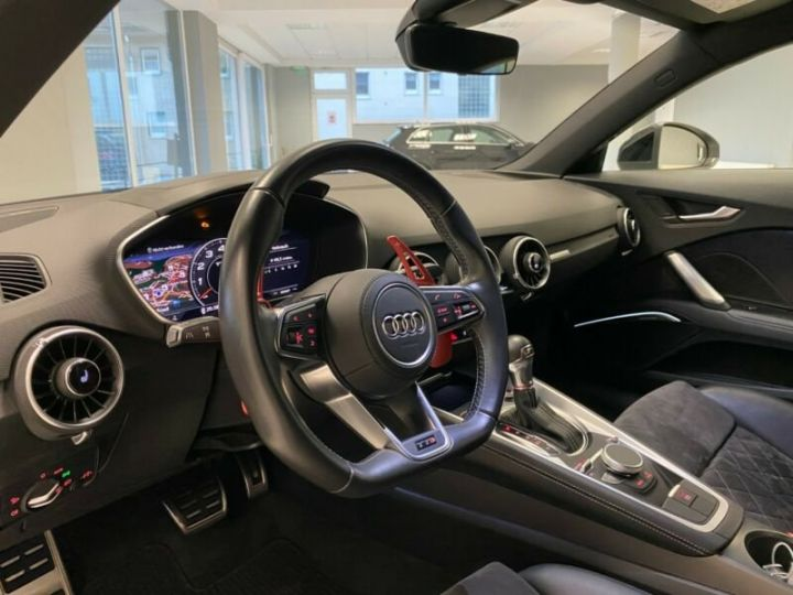 Audi TTS Audi TTS Coupé 2.0 TFSI quattro S-tronic Garantie 12 Mois  Blanc - 3