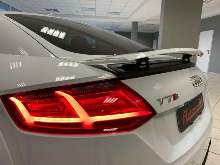 Audi TTS Audi TTS Coupé 2.0 TFSI quattro S-tronic Garantie 12 Mois  Blanc - 6