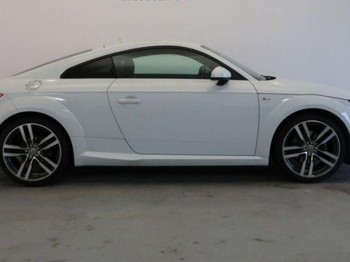 Audi TTS  Coupé 1.8 TFSI S line/S- Bleu Peinture métallisée - 3