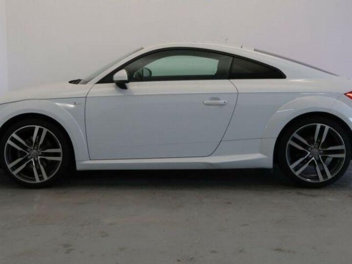 Audi TTS  Coupé 1.8 TFSI S line/S- Bleu Peinture métallisée - 4