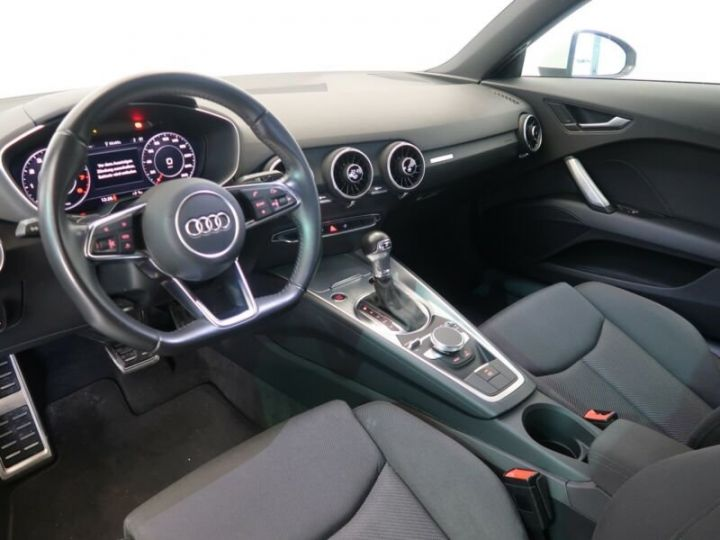 Audi TTS  Coupé 1.8 TFSI S line/S- Bleu Peinture métallisée - 7