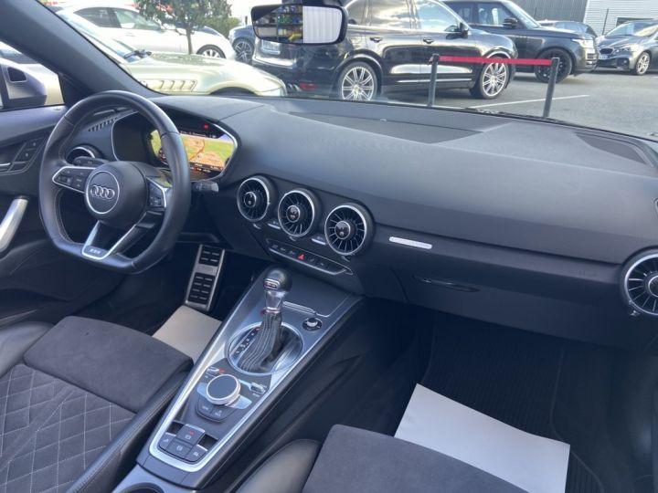 Audi TTS ROADSTER 2.0 TFSI 310ch QUATTRO S-TRONIC 6 NOIR - 14