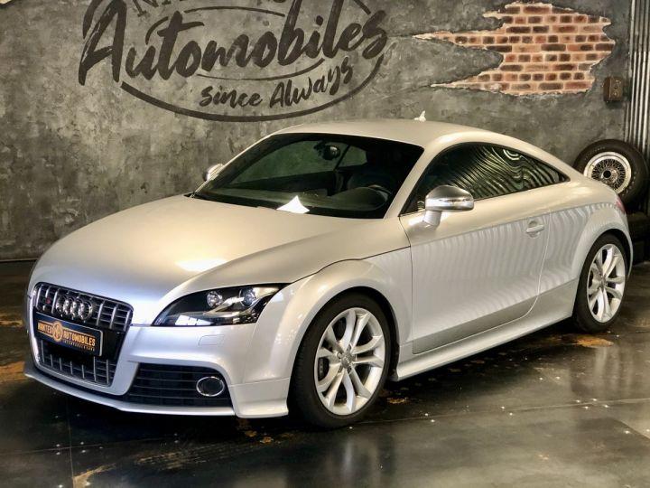 Audi TTS TTS STRONIC  gris  - 1