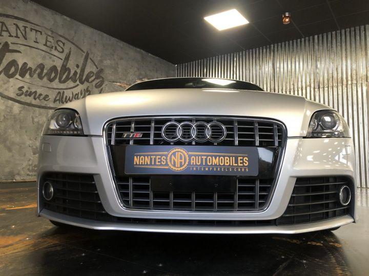 Audi TTS TTS STRONIC  gris  - 3