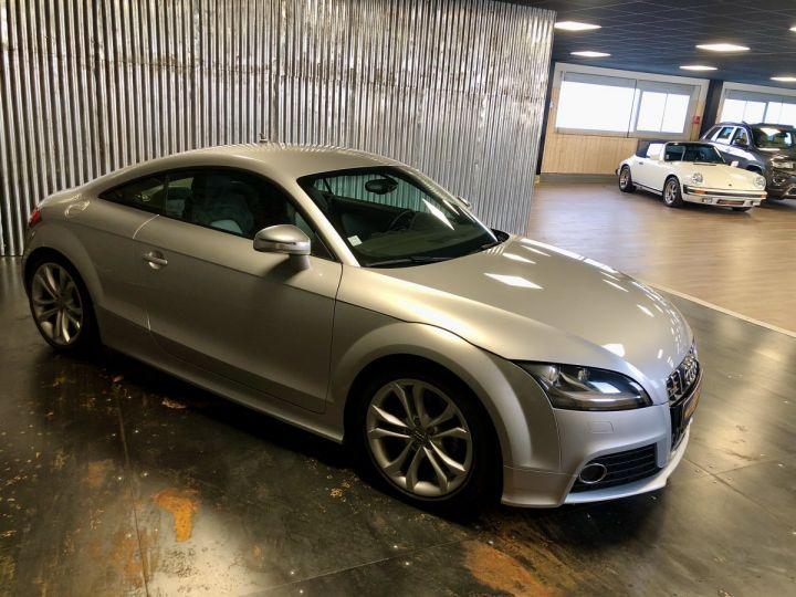 Audi TTS TTS STRONIC  gris  - 4