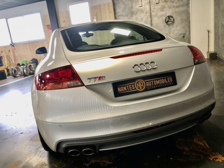 Audi TTS TTS STRONIC  gris  - 5