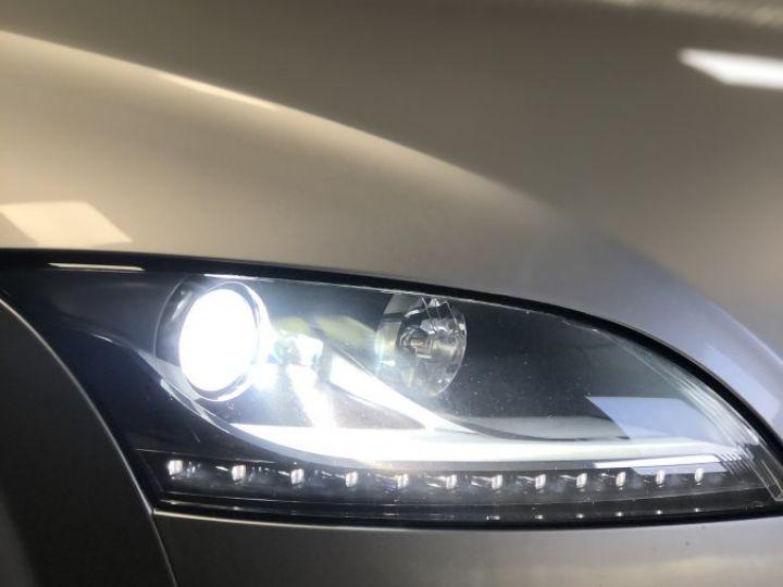 Audi TTS TTS STRONIC  gris  - 7