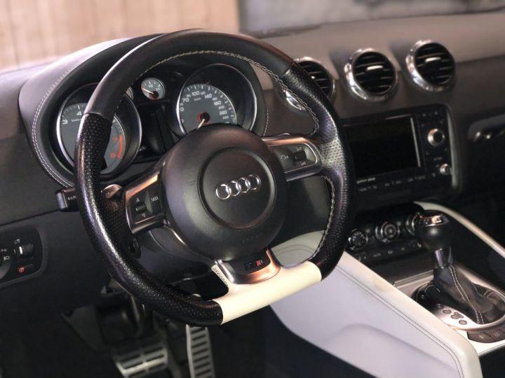 Audi TTS TTS STRONIC  gris  - 11