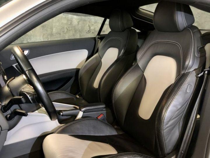 Audi TTS TTS STRONIC  gris  - 12