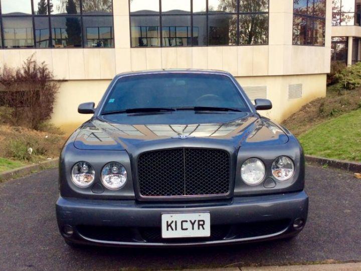 Bentley Arnage Arnage T pack Mulliner Gris anthracite  Occasion - 1