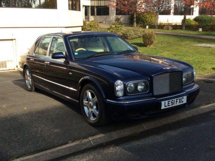 Bentley Arnage Red Label Royal Blue Occasion - 1
