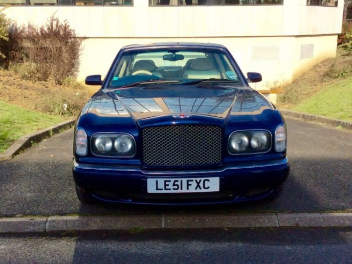 Bentley Arnage Red Label Royal Blue Occasion - 2