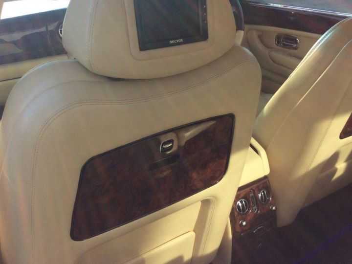 Bentley Arnage Red Label Royal Blue Occasion - 5
