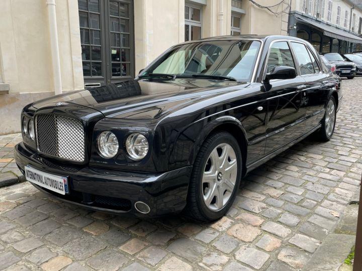 Bentley Arnage T 6.75 V8 450 Pack Mulliner Noir Métal - 1