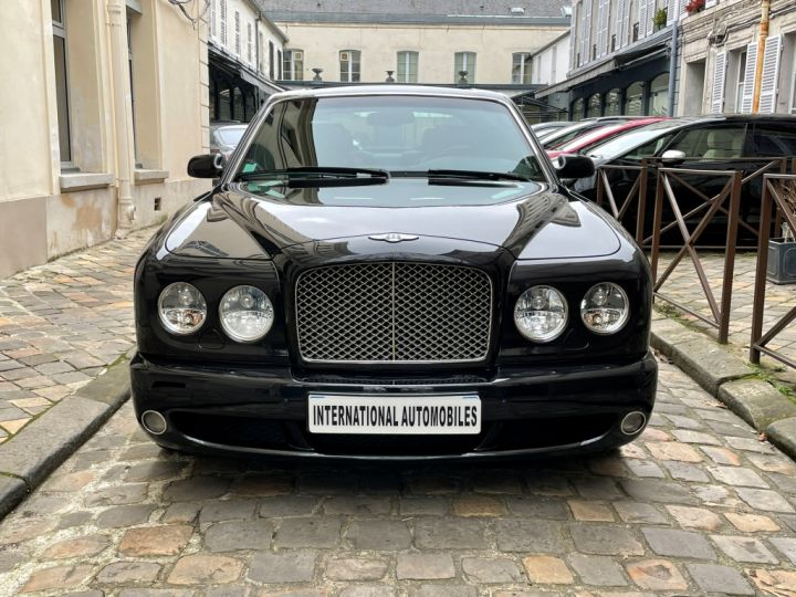 Bentley Arnage T 6.75 V8 450 Pack Mulliner Noir Métal - 2