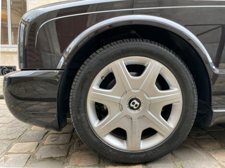 Bentley Arnage T 6.75 V8 450 Pack Mulliner Noir Métal - 8