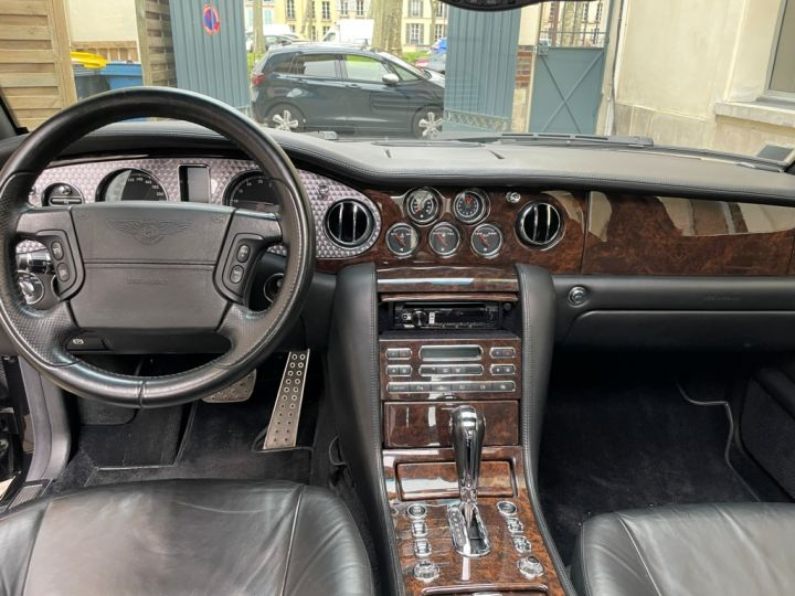Bentley Arnage T 6.75 V8 450 Pack Mulliner Noir Métal - 11