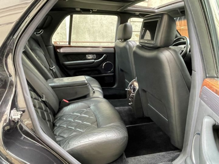 Bentley Arnage T 6.75 V8 450 Pack Mulliner Noir Métal - 15
